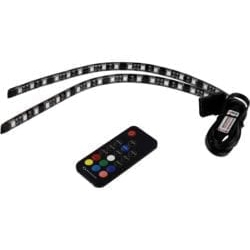 RAIDMAX 2 X RGB LED STRIP + REMOTE CONTROLLER LD-302R