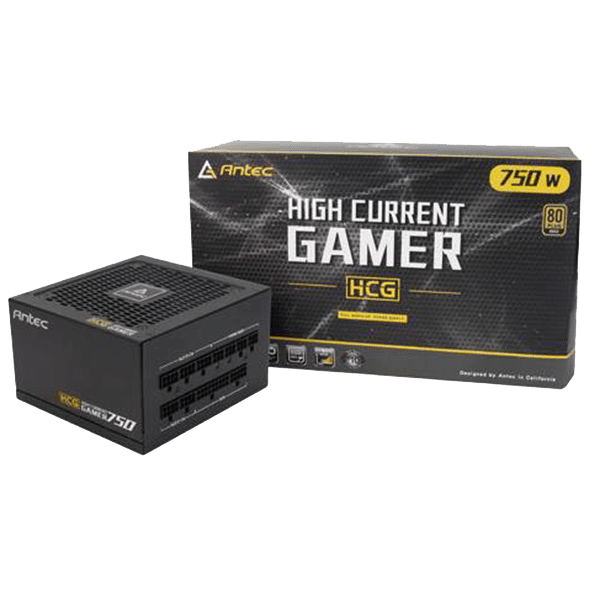ANTEC High Current Gamer 750W Gold Modular 02