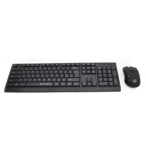 GoFreetech Wireless Keyboard & Mouse Combo
