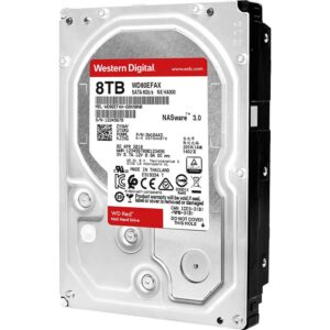 WD Red 8TB 3.5 SATA 64MB