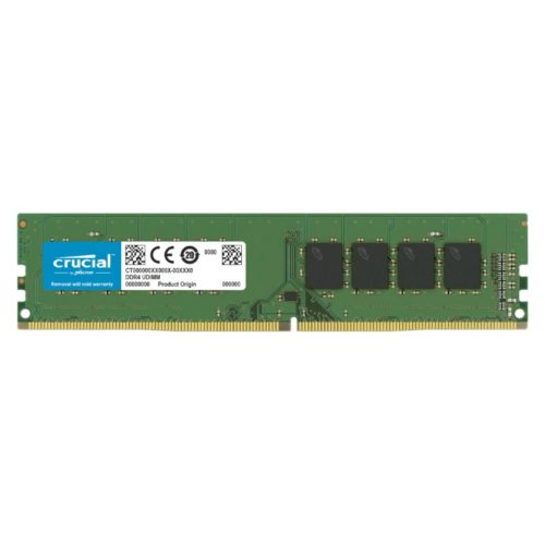 Crucial 4GB DDR4 2666MHz Desktop Single Rank